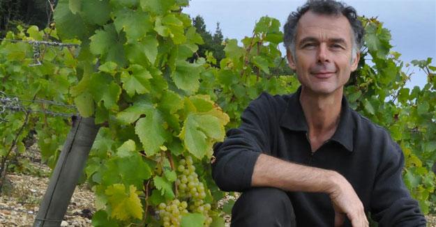 Alain Hasard, domaine les Champs de l'Abbaye