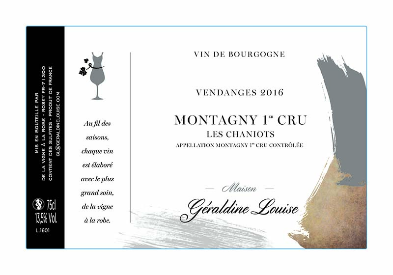 Montagny 1er Cru : vin blan côte chalonnaise